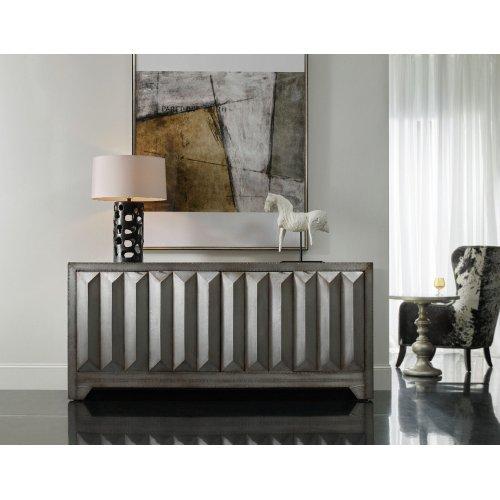 Living Room Melange Zayne Four-Door Credenza