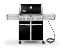 SUMMIT® E-470™ NATURAL GAS GRILL - BLACK