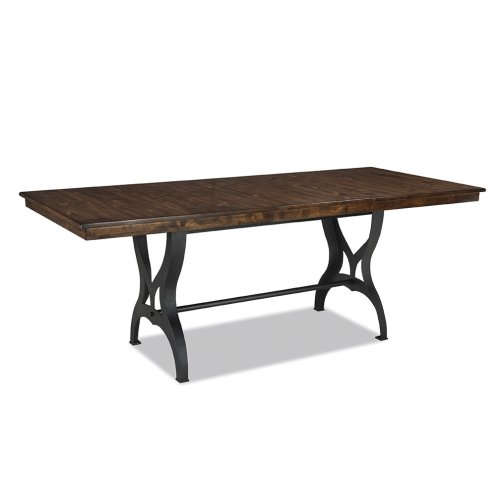 District Counter Height Table
