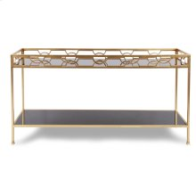 Kyron Metal Console Table