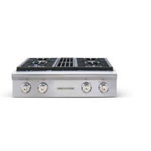 """American RangeCuisine Sealed-burner Rangetops 30"""" LP Gas"""