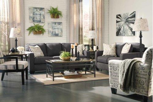 Alenya Sofa - Charcoal