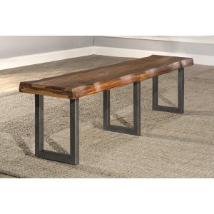 Hillsdale FurnitureEmerson Bench - Natural Sheesham