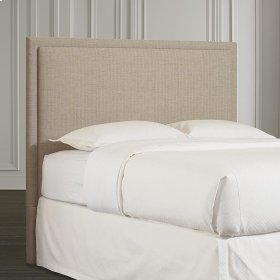 Custom Uph Beds Manhattan Rectangular Cal King Headboard