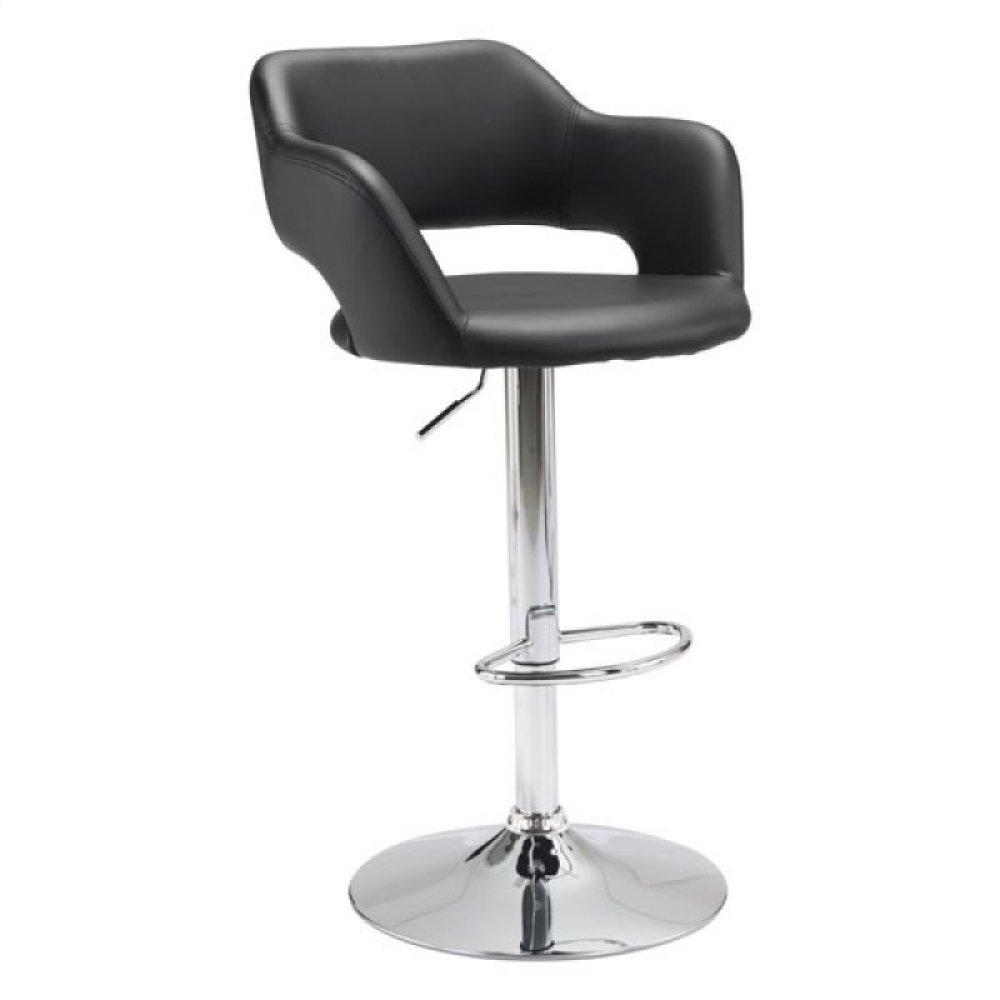 Hysteria Bar Chair Black