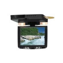"""10.4"""" TFT Monitor with DVD Player"""