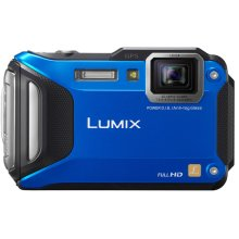 LUMIX WiFi Enabled Tough Adventure Camera DMC-TS6A