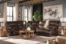 Killamey - Walnut 7 Piece Sectional Product Image