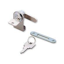 Glass Door Cam Lock