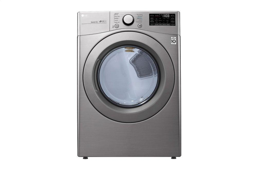 7.4 cu. ft. Smart wi-fi Enabled Gas Dryer with Sensor Dry Technology Photo #1