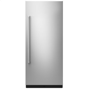 "Jenn-AirPro-Style® 36"" Built-In Column Panel Kit - Right-Swing Pro Style Stainless"