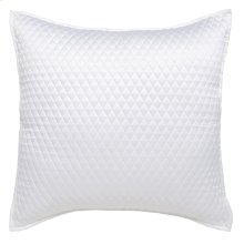 Diamond White Euro Sham 26x26