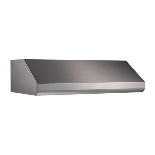 "48"" 600 CFM Internal Blower Stainless Steel Range Hood"