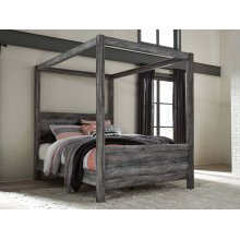 Baystorm - Gray 3 Piece Bed Set (Queen)