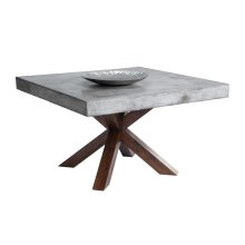 Warwick Dining Table - Grey