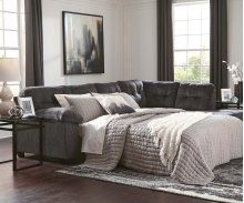 RAF Chaise Sectional Sleeper