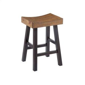 Ashley Furniture Glosco - Brown Set Of 2 Dining Room Barstools