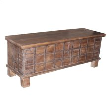 Wood Blanket Box SFK