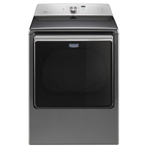 8.8 cu. ft. Extra-Large Capacity Gas Dryer with Advanced Moisture Sensing - METALLIC SLATE