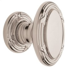 Polished Nickel with Lifetime Finish 5031 Estate Knob