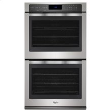 10.0 cu. ft. Double Wall Oven with Digital Controls