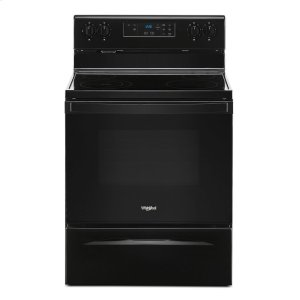 Whirlpool  5.3 cu. ft. electric range with Keep Warm Setting.