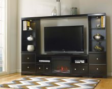 Shay - Black 5 Piece Entertainment Set