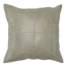 SLD Pike Leather Gray 22x22