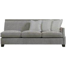 Franco Right Arm Sofa in Mocha (751)