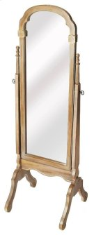Curvy in all the right places, this mirror will surely highlight the look of the room you place it in. The mirror can flexibly be placed in an empty corner of your living room, in your bedroom as a dressing mirror, or simply near the main door for a quick Product Image