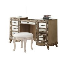 19c, kmc vanity stool