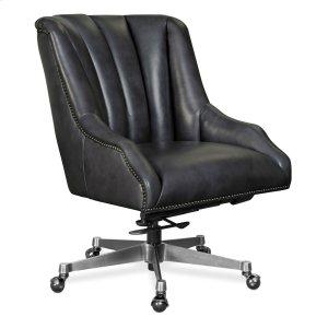 Hooker FurnitureHome Office Buttonwood Executive Swivel Tilt Chair w/Metal Base