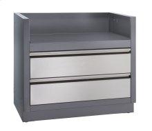 OASIS™ under grill cabinet for built-in prestige PRO™ 665