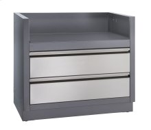 OASIS™ under grill cabinet for built-in prestige PRO™ 665