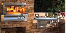 Pizza Oven Plus Built In Model