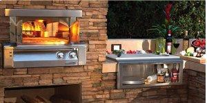 Pizza Oven Plus Built In Model