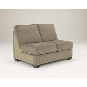 Armless Loveseat -
