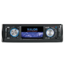 "Single DIN AM/FM/CD/DVD player with Motorized 3"" TFT Monitor/Integrate Bluetooth Hands-free"