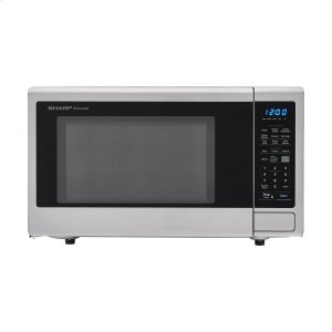 2.2 cu. ft. 1200W Stainless Steel Countertop Microwave Oven -