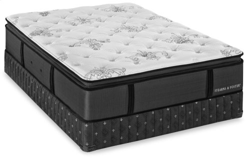 Limited Edition Collection - E4 - Luxury Plush - Euro Pillowtop - Cal King