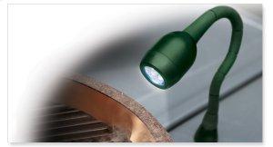 Magnetic Flexible LED Grill Light