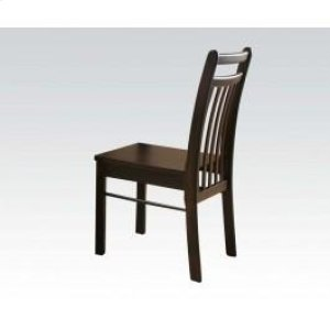 Cappuccino Side Chair