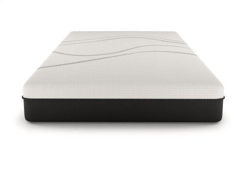 "Dr. Greene - 11.5"" Cool Graphite Foam Hybrid - Bed in a Box - Plush - Hybrid - Tight Top - Queen"