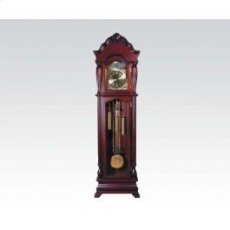 Ch Bass Wood Grandfather Clock Product Image