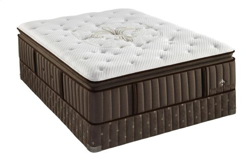 Lux Estate Collection - Trailwood - Euro Pillow Top - Plush - Cal King