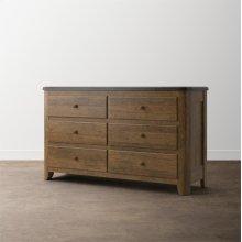 Bench*Made Maple 6 Drawer Dresser