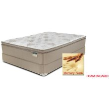 "Comfortec - Stafford - Memory Foam - 15"" Summit Top - Queen"