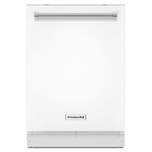 44 dBA Dishwasher with Dynamic Wash Arms White - WHITE