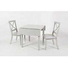 Everyday Classics Drop Leaf Table- Dove