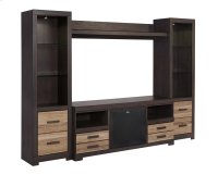 Harlinton - Two-tone 5 Piece Entertainment Set Product Image